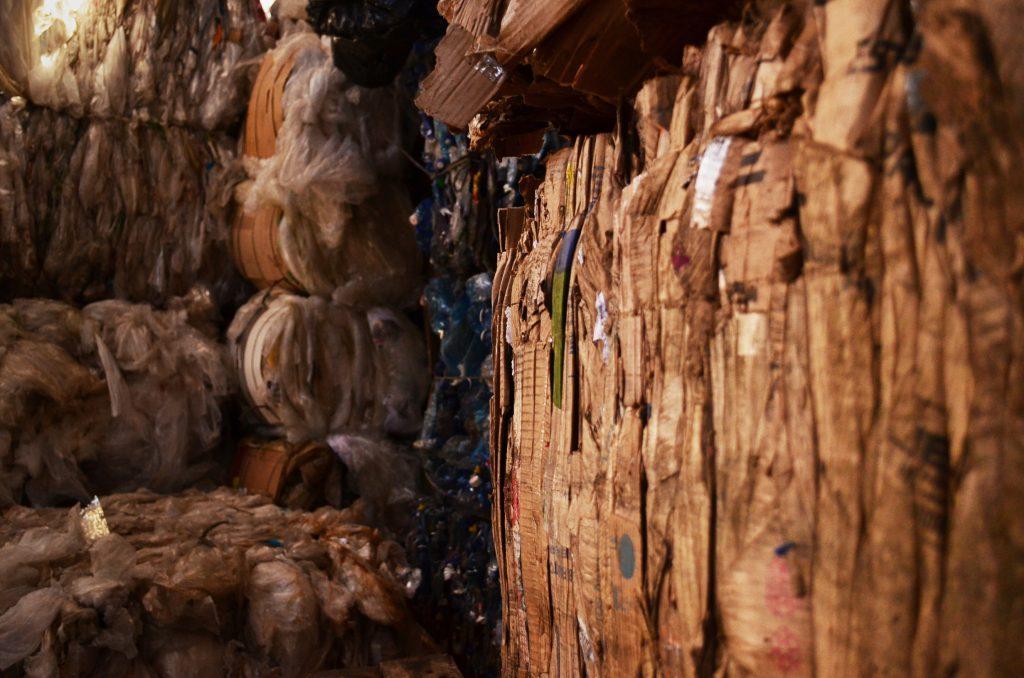 Projetos de inovação para gestão de resíduos